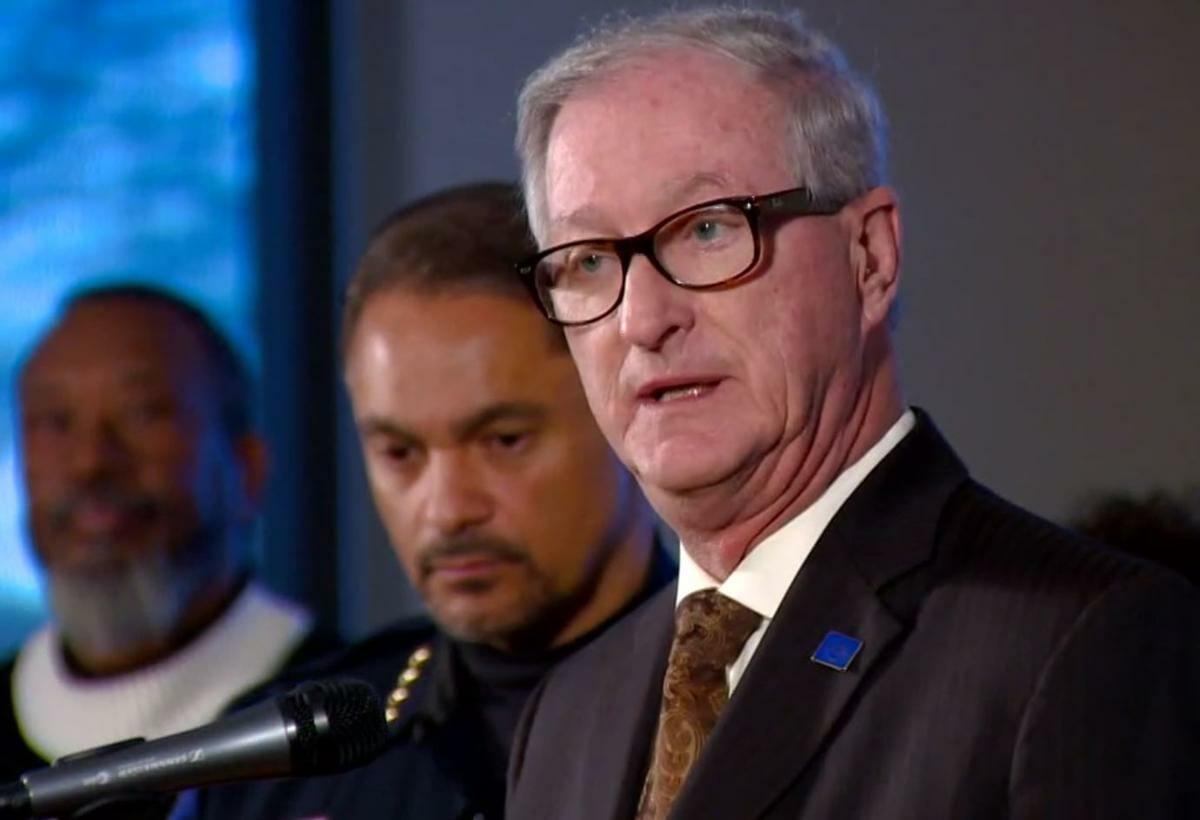Aurora Mayor Steve Hogan