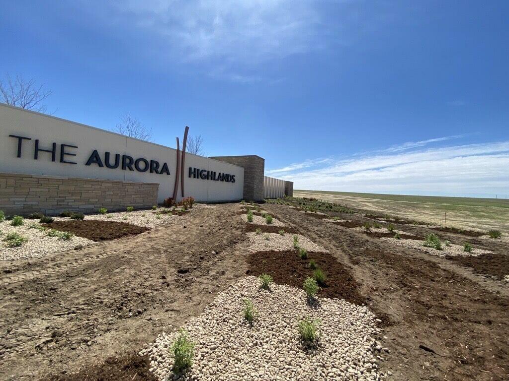 Aurora Mayor Steve Hogan was instrumental in the development of The Aurora Highland